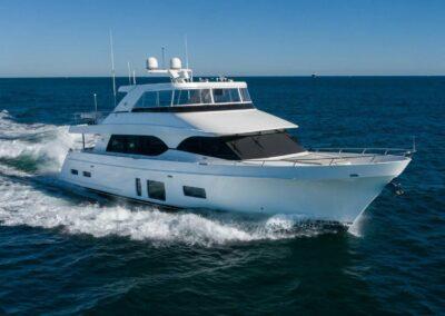 2018 85′ Ocean Alexander | $4,700,000