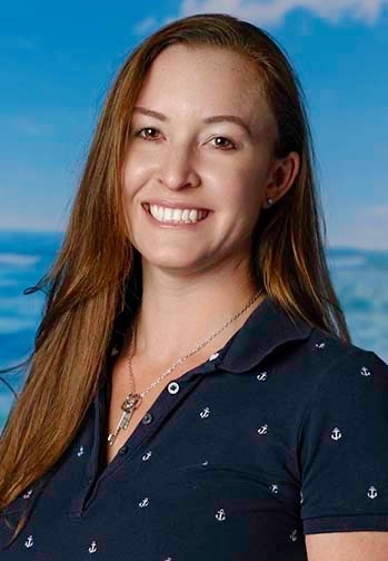 Adrienne Gang, Yacht Sales Broker